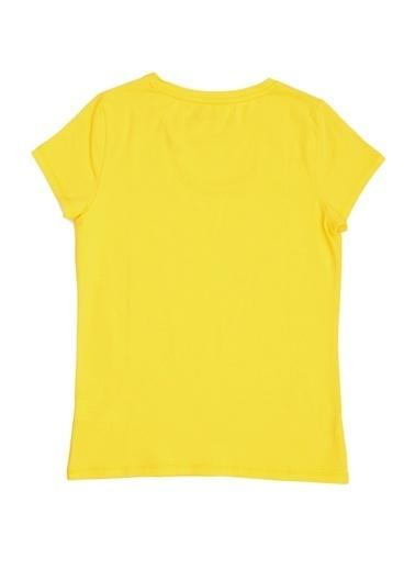 Fresh Company Tişört Sarı